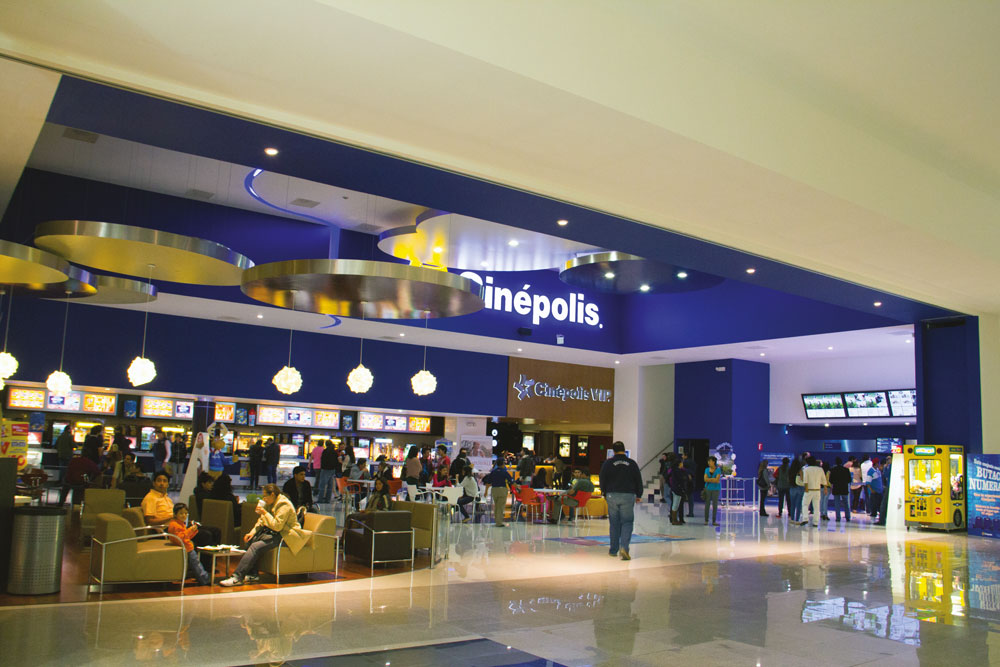 Cartelera Cinepolis Cd Jardin Of Plaza San Luis